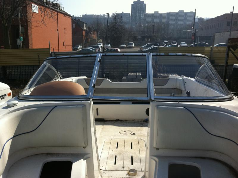 Windshield Replacement Come To You >> Boat Windshields in Toronto | P&A Plastics Fabrication